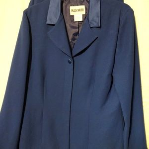SKIRT SUIT BY PLAZA SOUTH SIZE 12